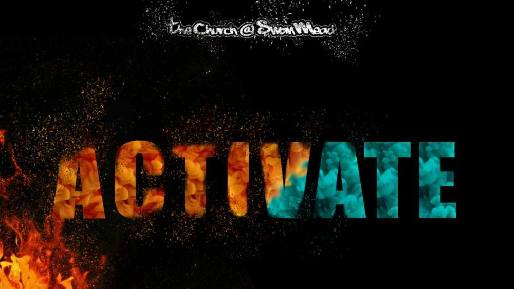 Activate - Faith Under Pressure Image